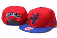 Spider-man Snapback Hat (1) , wholesale  $4.7 - www.hatsmalls.com