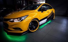 Here is Chevorlet New Cruze , customize 5x105 to x114.3 wheel spacer . Nice color