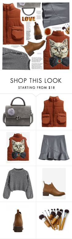 """""""The Cat's Meow"""" by katjuncica ❤ liked on Polyvore featuring EARTH TU FACE, Tiffany & Co. and Balenciaga"""