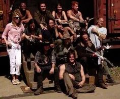 Greetings from Terminus! TWD...