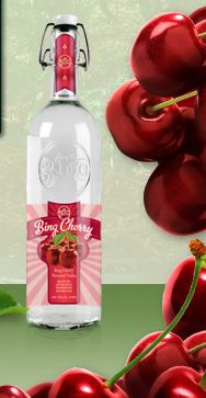 360 Bing Cherry #360vodka 360 Vodka, Cocktail Recipes, Cocktails, Cherry Vodka, Bing Cherries, Yummy Drinks, Bottles, Christmas, Products