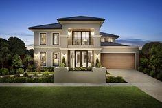 impressive facades australia mansion - Google Search