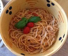 Rezept One Pot Pasta - Superlecker von Parinette - Rezept der Kategorie Hauptgerichte mit Gemüse