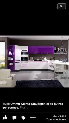 Cusiine violette