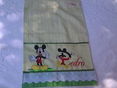 Toalhinha Mickey