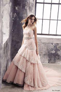 Jill Stuart Wedding Dresses  Eleventh Bridal Collection | Wedding Inspirasi