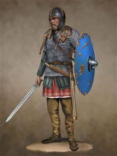 The (Anglian) Coppergate Helmet - Saxon Ealdorman by JLazarusEB on Anglo Saxon History, Ancient History, European History, Ancient Aliens, American History, Anglo Saxão, Vikings, Germanic Tribes, Empire Romain