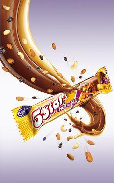 cette publicité essayé de convaincre toi que le barre de chocolat n'est pas le meilleure pour toi, mais il y a aussi les noix dedans, alors c'est plus bon pour ton santé..?