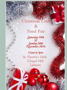Joanne's FM will be at this Fair on Sunday. Why not come along and see what is on offer.  Fragrance gift sets on sale and can also be ordered with different fragrances of your choice xx - http://ift.tt/1HQJd81