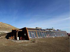 Calgary Canada Earthship