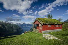 Норвежский язык самостоятельно: 25 ресурсов Cabin, House Styles, Places, Nature, Travel, Home Decor, Naturaleza, Viajes, Decoration Home