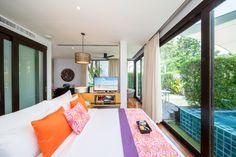 Spend your luxury at The Rock Hua Hin Jacuzzi, The Rock, Villa, Windows, Luxury, Fork, Villas, Ramen, Rock