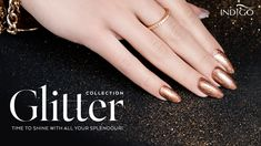 47 Ideas Nails Glitter Colour Manicures For 2019 The post 47 Ideas Nails Glitter Colour Manicures For 2019 appeared first on Nail Design. Matte Nails, Stiletto Nails, Glitter Nails, Fun Nails, Summer Toe Nails, Spring Nails, New Nail Art, Easy Nail Art, Gel Polish Manicure