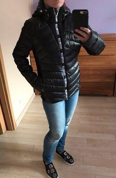 7c3956796f Moje Dámská bunda Calvin Klein s kapucí od Calvin Klein! Velikost 40   12