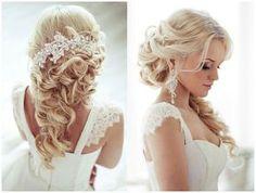 свадебные прически на длинные волосы с плетением - Поиск в Google