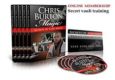 Learn cool card tricks.  http://www.magictricksreviewed.com/secrets-of-card-magic-review-chris-burton #magic tricks #magic #magician #learn magic #card tricks #coin tricks #magic coin tricks #magic card tricks