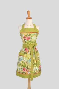 Womens Bib Full Apron