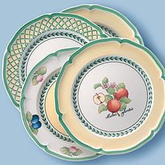 Amazing Villeroy U0026 Boch French Garden 12 Piece Set Service For 4 | Gardens,  Dinnerware And Tablewares