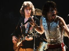 Rolling - The Mick Taylor Years (Part 3 of Great Bands, Cool Bands, Mick Jagger Rolling Stones, Ronnie Van Zant, The Mick, Like A Rolling Stone, Classic Rock And Roll, Stone World, Rock N Roll Music