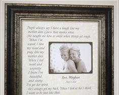 Unique Mother Of The Bride Wedding Day Gifts for Mom from Daughter # thank you Parenting Celebrating the Special Moments in Your Life by PhotoFrameOriginals Thank You Gift For Parents, Wedding Gifts For Parents, Wedding Thank You Gifts, Wedding Gifts For Groom, Gifts For Mom, Mother Of The Groom Gifts, Father Of The Bride, Mother And Father, Mother Day Gifts