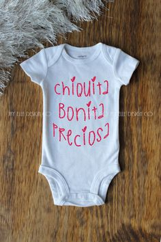 No hablo onesies brand by gerber baby onesie onesie and funny baby shower gift first birthday gift newborn outfit custom baby gift baby girl shirt baby girl clothes baby outfit spanish baby wear negle Images