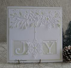 Good afternoon friends, followers and visitors. Winter here today! boy is it cold.. Still playing around making flat Christmas ca... Christmas Card Crafts, Printable Christmas Cards, Christmas Cards To Make, Christmas Snowflakes, Xmas Cards, Christmas Greetings, Handmade Christmas, Holiday Cards, Greeting Cards