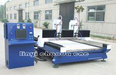 double heads stone CNC engraving machine, View stone CNC engraving machine, CHAODA double heads stone CNC engraving machine Product Details from Linyi CHAODA International CNC Technology Co., Ltd. on Alibaba.com