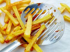 Pommes im Ofen selber machen Fett, Pizza, Potatoes, Snacks, Vegan, Vegetables, Tableware, Kitchen, Trinidad