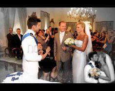 SCATTO DURANTE LA CERIMONIA a Foto Renato Ingenito  #coppie #matrimonio