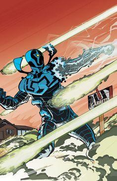 Blue Beetle by Duncan Rouleau