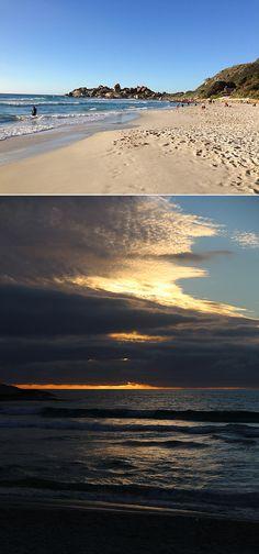 A drive along the Western Cape coast of South Africa #southafrica #africa #beach #llandudno #coast #travel #sunset #capetown