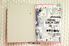 SODAlicious: No 1 ► art journal by Nulka