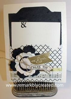 Gift Card Holders Created with the Envelope Punch Board