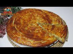 (Όχι μαγιά) Πολύ εύκολο, όμορφο και νόστιμο, θα εκπλήξετε την οικογένειά σας - YouTube Turkish Pide Bread Recipe, Finger Foods, Bread Recipes, Bakery, Appetizers, Desserts, Cheese Pies, Gastronomia, Soups