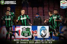 Prediksi Bola Sassuolo vs Atalanta 28 Januari 2018       SBOBETSPORTBOOK  - Prediksi Sassuolo vs Atalanta 28 Januari 2018 - Artikel ini a...