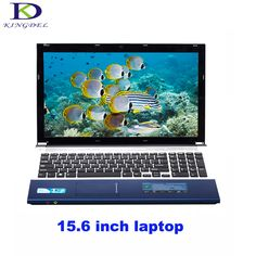 Classic style 15.6 inch laptop Intel Celeron J1900 Quad Core netbook HDMI USB3.0 WIFI Bluetooth DVD-RW home computer 4G+500G