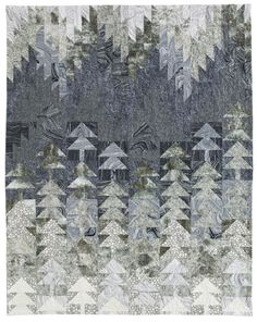 Welcome to the Misty Pines Quilt Along!