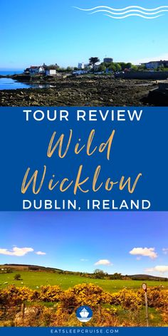 If you are planning to visit Dublin, Ireland on a cruise vacation or a bucket list vacation, there are many things to do in the city, but when you're ready to see the Irish countryside, consider one of the many day trips from the city. Here is our review of the 9-hour Wild Wicklow Tours, & all the wonderful sites that were included on the tour. From the Wicklow Mountains to Glendalough just to name a few. It's a great opportunity to see the country through the eye of a local. Check it out now! Bermuda Vacations, Bahamas Vacation, Cruise Vacation, Cruise Excursions, Cruise Destinations, Cruise Ship Reviews, Visit Dublin, Cruise Europe, Dublin Ireland