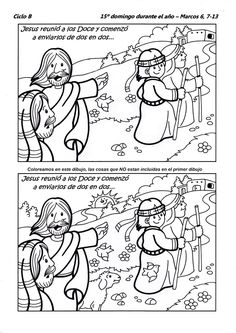 Sunday School Coloring Pages, Bible Coloring Pages, School Bulletin Boards, Bible Activities, Church Crafts, Religious Education, Teaching, Comics, Kids Bible Activities