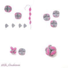 Amish Puzzle Baal  Patrón de Dedri @barbertondaisy  Hilo: Mississipi 3 de Katia Aguja: 2mm #amano #artesanal #amigurumi #color #crafter #craftastherapy #diy #ganchillo #crochet #handmade #hechoamano #hallazgosemanal #whp #whpcolorplay #instagram #katiayarns #patron #pattern #tejer #tejiendo #puzzle #craftastherapy_bitsandbobs by la_crocheteria