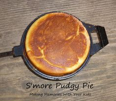 Move Over Camping Food! Hello PUDGY PIES - Making Memories With Your Kids