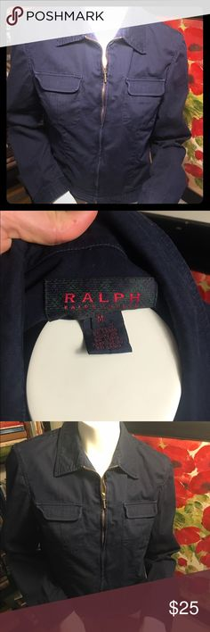 Vintage Ralph Lauren Blazer/Sport a Jacket Medium Vintage Navy Blue Ralph Lauren Blazer/SportCoat. Very chic. Very Nautical Ralph Lauren Jackets & Coats Blazers