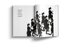 Le monde selon Alain | Marylaure Gander – Portfolio Layout, Page Layout