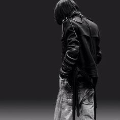 amazing jacket - dior homme by Hedi Slimane