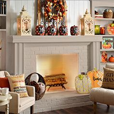 SHOP THIS MANTLE