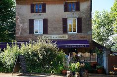 Scenes like this one were common as we bicycled the French countryside during our cruise on the Rhône and Saône rivers in southern France on A-ROSA Stella. Cruise Reviews, Europe, French Countryside, France Travel, Old Town, This Is Us, Street View, Luxury, Southern France
