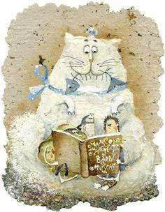 Illustration for the book 'Naksitrallids' - Violeta Dabija