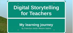 "Presentation about my experiences in the course ""Digital Storytelling for Teachers"" https://prezi.com/zqsz7eee-f1l/digital-storytelling/"