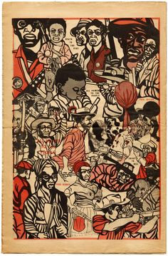 Emory Douglas: The Black Panther, January 23, 1971