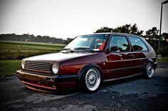 Made in Garaje: FOTOS VW GOLF MK2